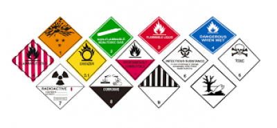 Controlling hazardous goods